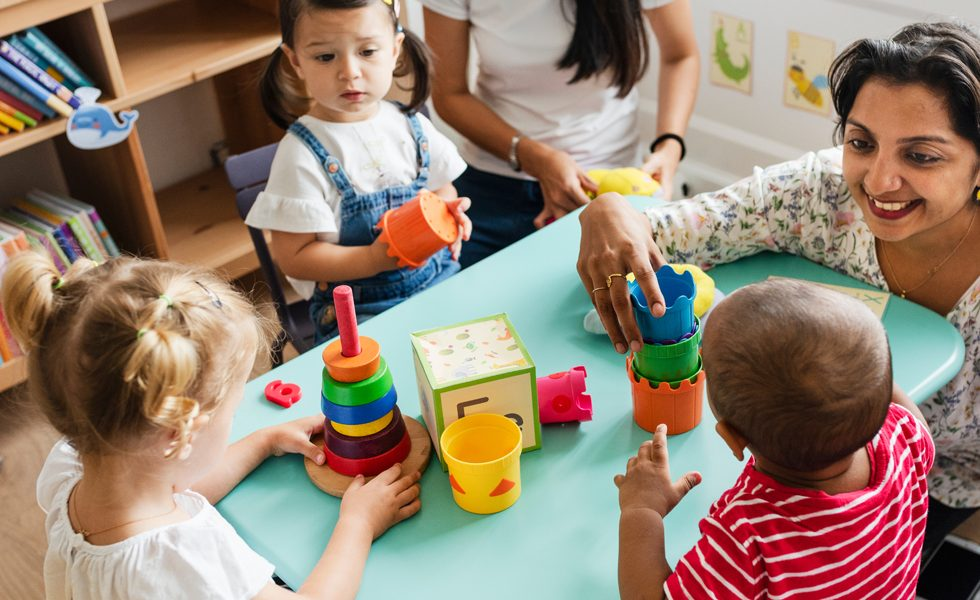 Five important reasons your child should attend the nursery at an early age