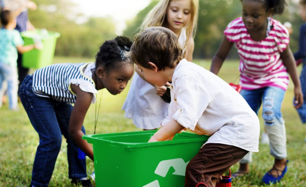 The importantance of teaching your child to use eco-friendly products