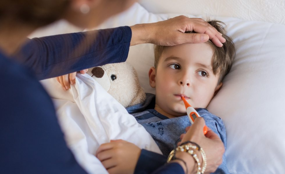Tips to safeguard your childrens from getting ill - image -WDN