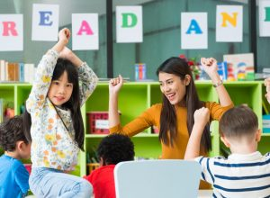 What is the difference between nursery and pre-nursery